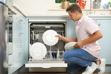 how to use dishwasher