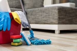 home cleaning areas of your house