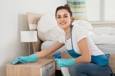 finding efficient home cleaning maids