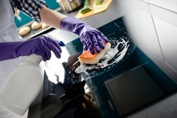 kitchen cleaning techniques for home use