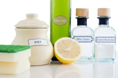 green cleaning products you have at home