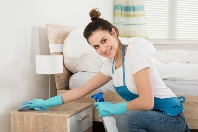 cleaning maid in glen ellyn cleaning home