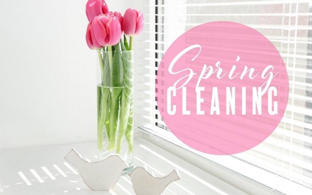 Spring Cleaning Tips for Your Wheaton IL Home