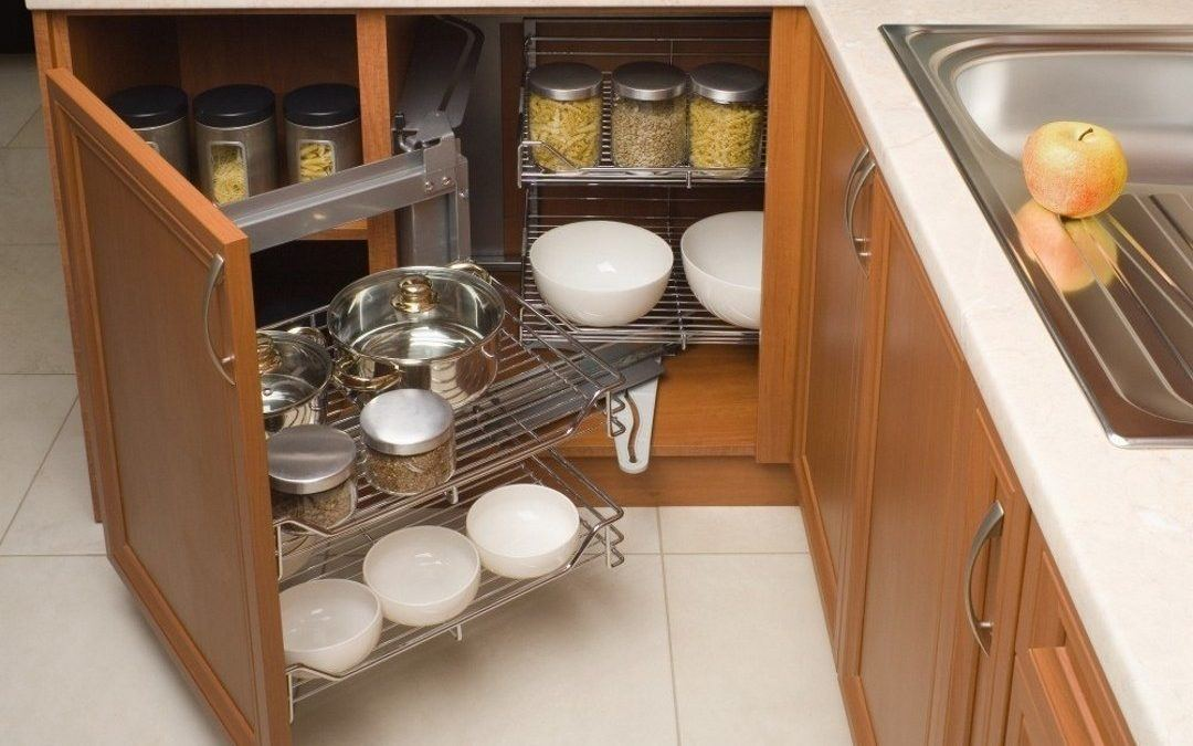 Kitchen Organizing: Easy Steps to Achieve Perfect Kitchen