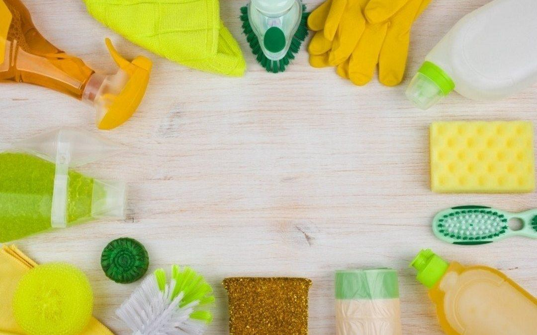 Green Cleaning: Effective Organic Cleaning That Saves Environment