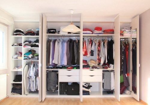 Closet Organization Hacks that Makes Cleaning Easier