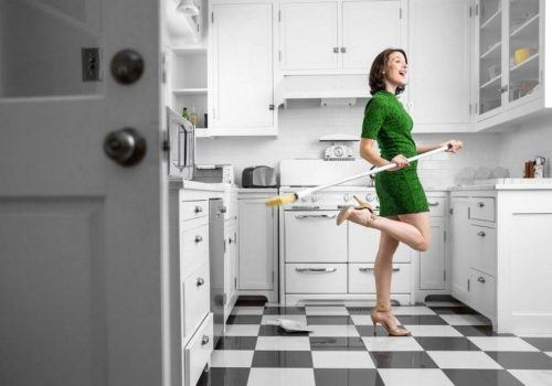 Always Clean Kitchen: What to Do Every Time You Do the Dishes?