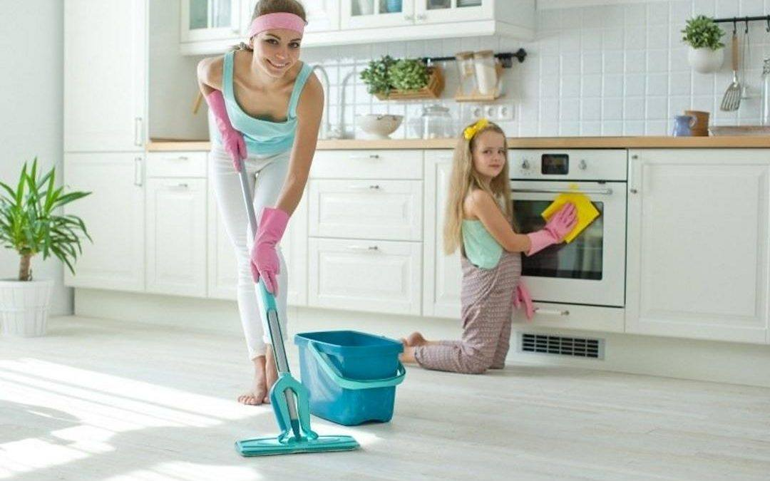 Why Children Need to Learn About Cleaning Chores at a Young Age