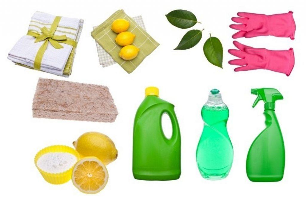 Green Cleaning Creations You Can Make Yourself at Home