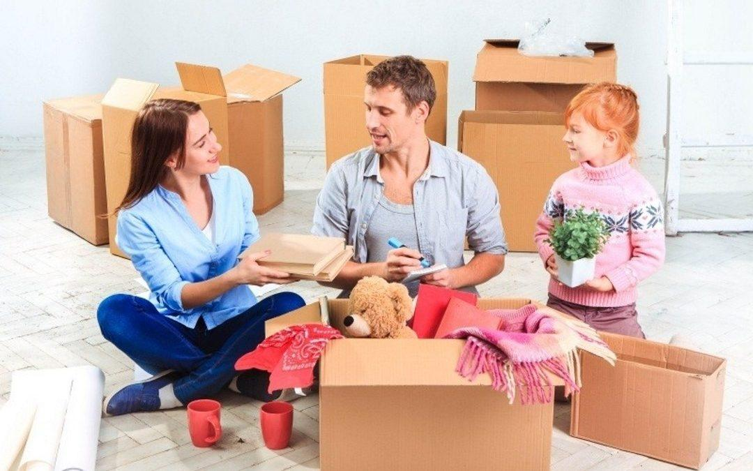 Cleaning House: What You Should Throw Away When You Move