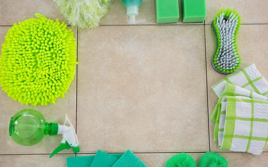 Inside Scoop on Choosing Safe Household Cleaners