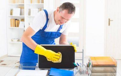 9 Simple Steps for Spring Cleaning Your Office